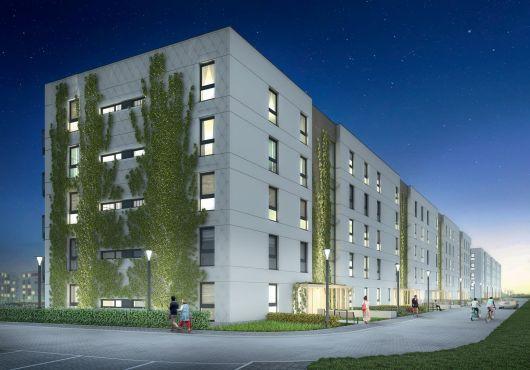 Lumea - nowa inwestycja w Warszawie