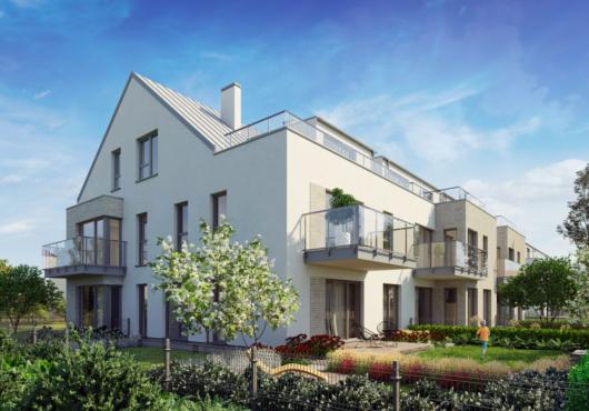 Mieszkania z ogrodami w Warszawie